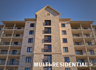Multi Residential Projects